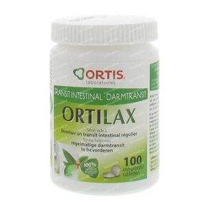 Ortis Ortilax 100 tablets