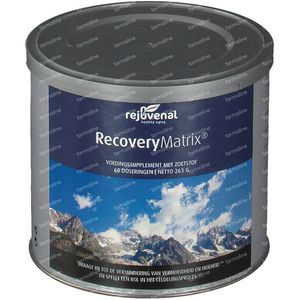 Rejuvenal Recoverymatrix 250 g powder