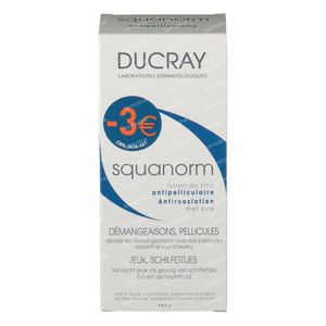 Ducray Squanorm Lozione Al Zinco Prezzo Ridotto 200 ml
