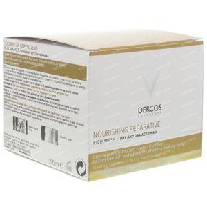 Vichy Dercos Masque Soin Réparatrice -25% Promo 200 ml