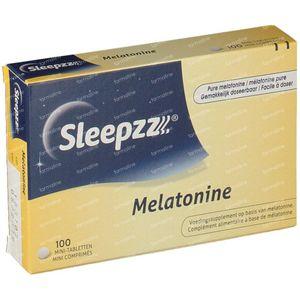 Sleepzz Melatonine 100 tabletten