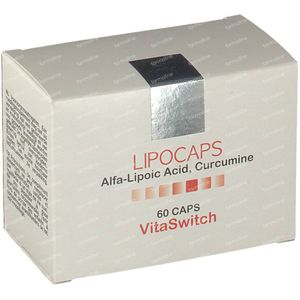 Lipocaps 680 mg 60 kapseln