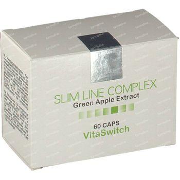 Slim Line Complex 505mg 60 kapseln
