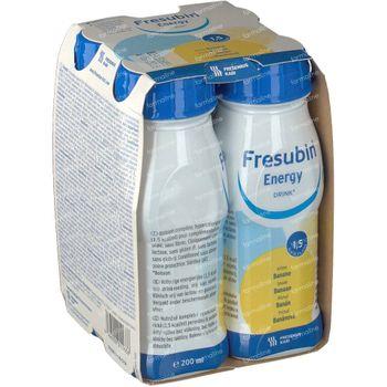 Fresubin Energy Drink Banaan 4x200 ml