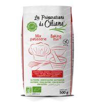 Celiane Backmischung Bio 500 g
