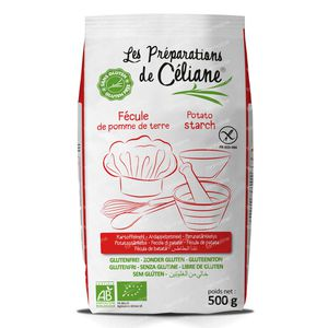 Celiane Amidon De Pomme De Terre Bio 500 g