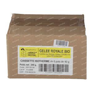 Gelée Royale Fraîche Bio 240 g