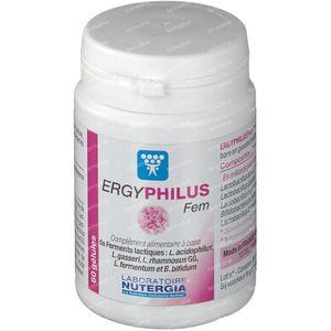 Ergyphilus 60 St Cápsulas