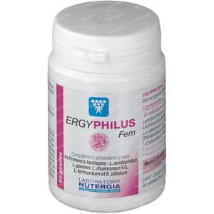 Ergyphilus 60 cápsulas