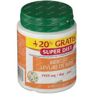 Super Diet Yeast Promo Lowered Price 150 capsules