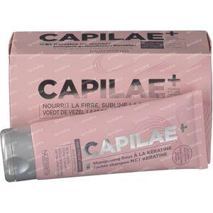 Nutrisanté Capilae+ + 100 ml Shampoo For FREE 120 capsules