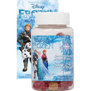Disney Multivitamines Frozen 60 chewing-gums