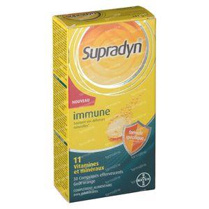 Supradyn Immune 30 bruistabletten