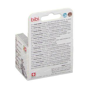 Bibi Schnuller Happiness Dental Noukie Paco 0-6 Monaten 1 st