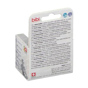 Bibi Schnuller Happiness Dental Noukie Paco 6-16 Monaten 1 st