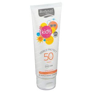 Bodysol Zonnecrème Visiprotect Kids SPF50 125 ml