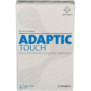 Adaptic Touch Silicone 7,6x5cm tch501 10 pieces