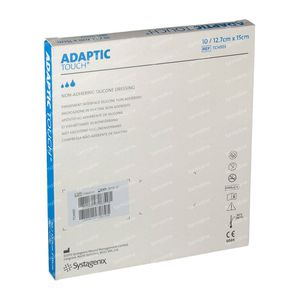Adaptic Touch Silicone 12,7x15cm tch503 10 item