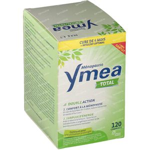 Ymea Totaal Nieuwe Formule Duopack 2x60 tabletten