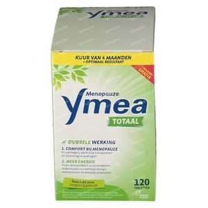 Ymea Total New Formula Duo 2x60 St Tablets