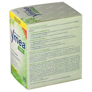 Ymea Total New Formula Duo 2x60  Tablets