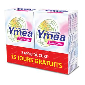 Ymea Menopause & Silhouette New Formula Duo 2x64 capsules