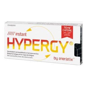 Hypergy Enerjetix Energy Cranberry 6 lozenges