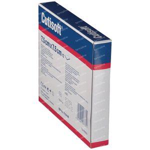 Cutisoft Cotton Sterile 7,5x7,5cm 12 pieces