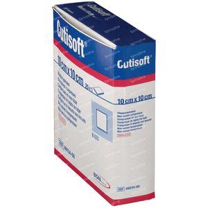 Cutisoft Cotton Sterile 10x10cm 25 pieces