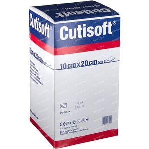 Cutisoft Cotton Sterile 10x20cm 100 pieces