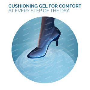 Scholl GelActiv Bogen Unterstützung High Heels 1 st
