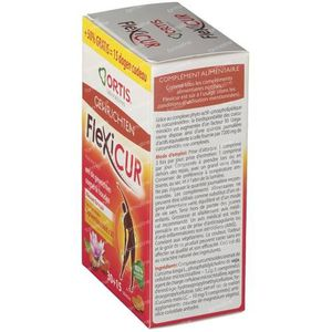 Ortis Flexicur + 15 Tablets For FREE 30 + 15 St Tablets