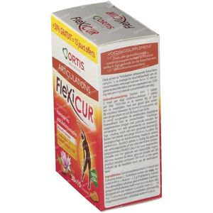 Ortis Flexicur + 15 Tablets For FREE 30 + 15  tablets