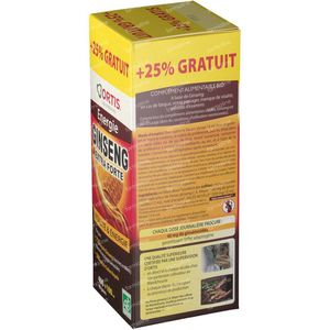 Ortis Ginseng Dynasty Imperial + 100ml GRATIS 400+100 ml