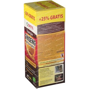 Ortis Ginseng Dynasty Imperial + 100ml GRATUIT 400+100 ml