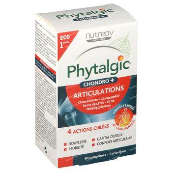 Nutreov Physcience Phytalgic Chondro+ 60 tabletten