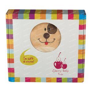 Cherry Belly Baby Cane Cuscino Ai Noccioli Di Ciliegie 1 pezzo