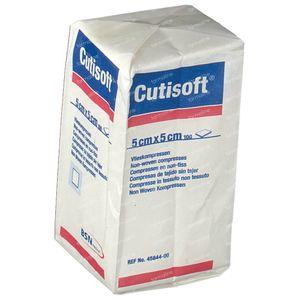 Cutisoft Cotton Non Sterile 5x5cm 100 pieces