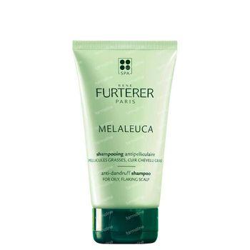 Rene Furterer Melaleuca Shampooing Antipelliculaire Pellicules Grasses 150 ml