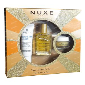 Nuxe Box Of Dreams 30 + 30 + 15 ml