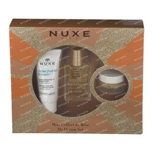 Nuxe Koffer Vol Dromen 30 + 30 + 15 ml