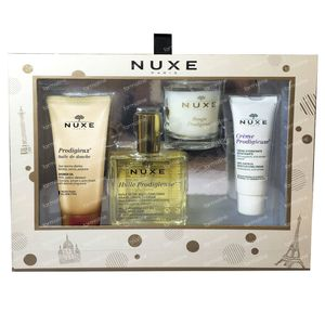 Nuxe Kerstkoffer Huile Prodigieuse 1