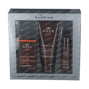 Nuxe Men Box 3 pieces