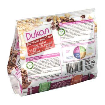 Dukan Mini Cookies Aux Pépites De Chocolat 100 g