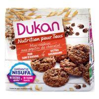 Dukan Mini-Plätzchen Schokoladen-Stücke 100 g