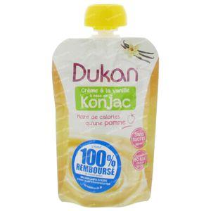 Dukan Cream Konjac Vanilla 100 g