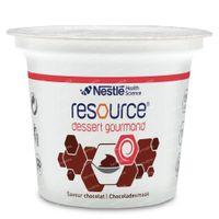 Resource Dessert Gourmand Chocolade 4x125 g
