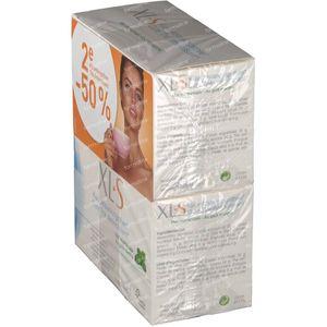 XLS Afslankingsthee Munt 2e Aan -50% 2x20  zakjes
