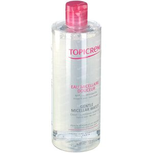 Topicrem Micellair Reinigingswater 400 ml flacon