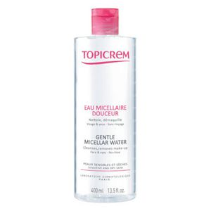 Topicrem Mild Micellair Water 400 ml